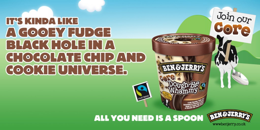 Ben & Jerry's – Join Our Core Campaign