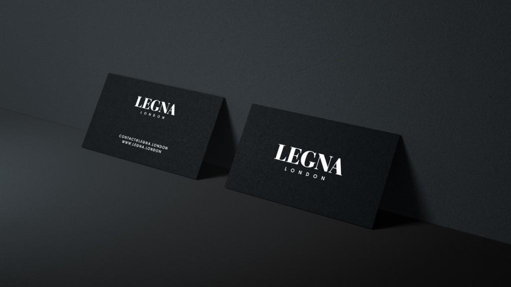 Legna London – Brand Identity