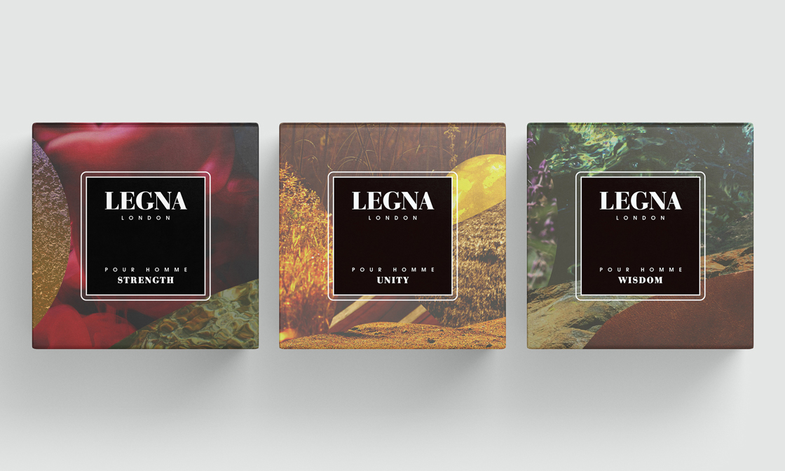 Legna London – Packaging
