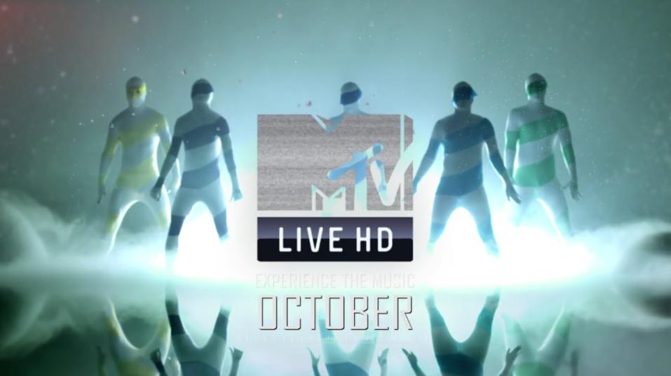 MTV NHD – Pixel Gods Promo