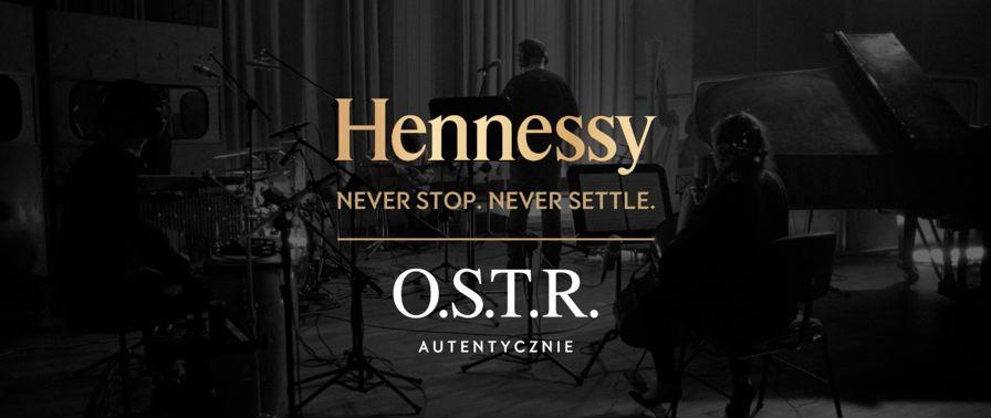 Hennessy x O.S.T.R. Autentycznie