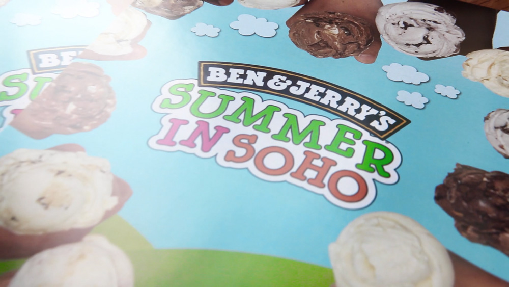 Ben & Jerry's Free Scoop Day
